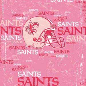 New Orleans Saints - Blast Pink