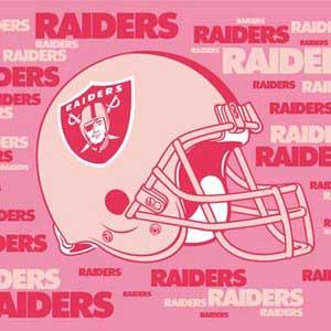 Oakland Raiders - Blast Pink