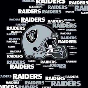 Oakland Raiders - Blast Alternate