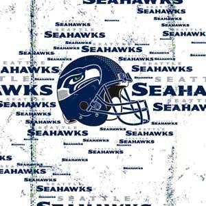 Seattle Seahawks - Blast White
