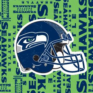 Seattle Seahawks - Blast Green