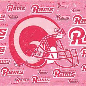 St. Louis Rams - Blast Pink