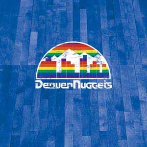 Denver Nuggets Hardwood Classics