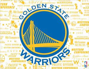 Golden State Warriors Historic Blast