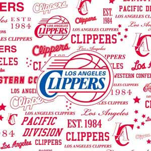 Los Angeles Clippers Historic Blast
