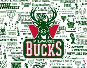 Milwaukee Bucks Historic Blast