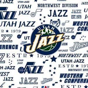 Utah Jazz Historic Blast