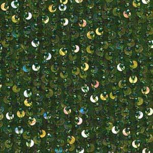 Sequins Green Apple