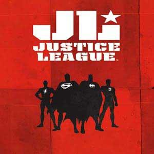Justice League Team Silhouette