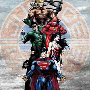 Justice League Heros