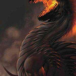 LA Williams Belial Dragon