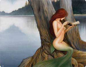 LA Williams The Calling Mermaid