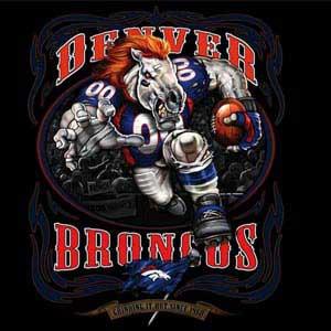 Denver Broncos Running Back