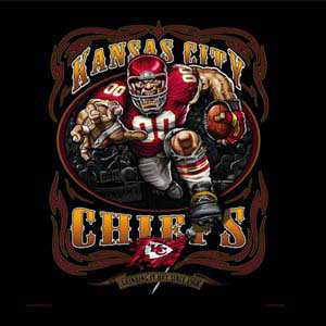 Kansas City Chiefs Running Back