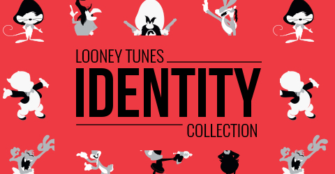 Designs for Looney Tunes Identity Collection