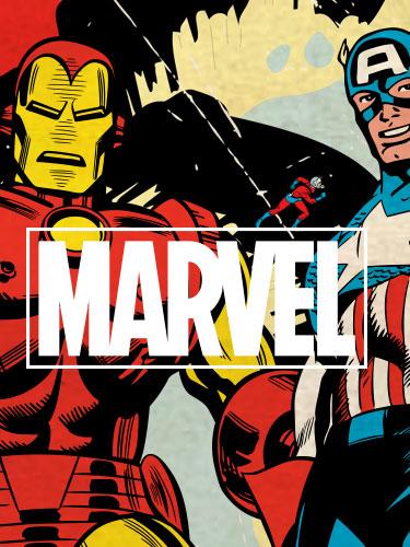 Designs for Marvel