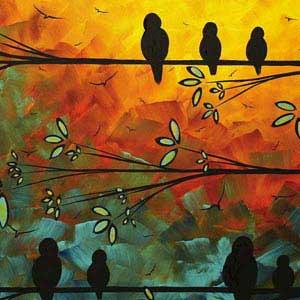 MADART Birds of a Feather