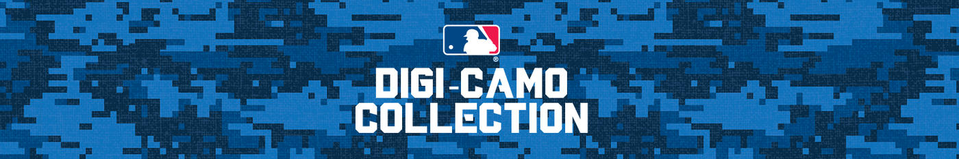 Designs for MLB Digi Camo Collection