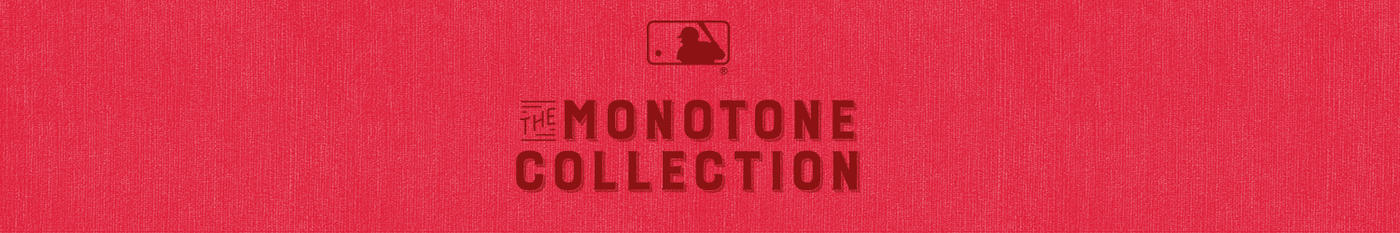 Designs for 2016 MLB Monotone Collection