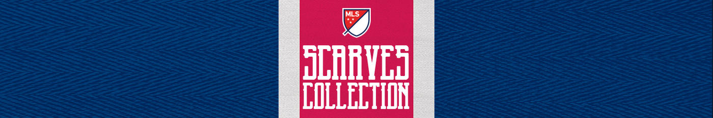 Designs for MLS Scarf Collection