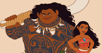 Browse Moana Designs