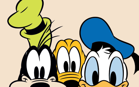 Designs for Mickey and Friends