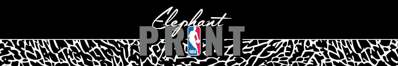 NBA Elephant Print Design Collection