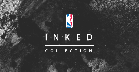 NBA Inked Design Collection