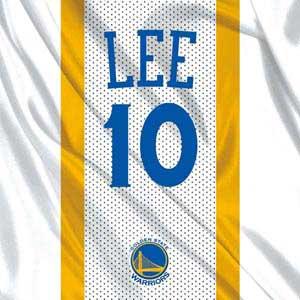 David Lee Golden State Warriors Jersey