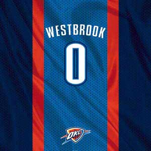 Russell Westbrook Oklahoma City Thunder Jersey