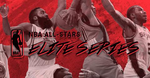 NBA Elite Series Design Collection