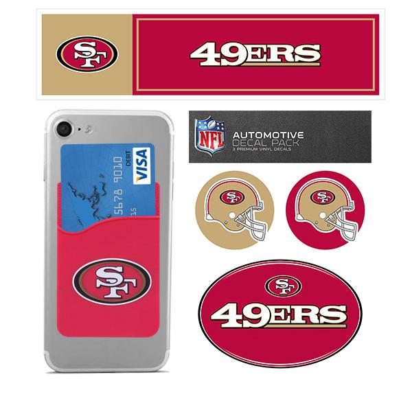 San Francisco 49ers Accessories