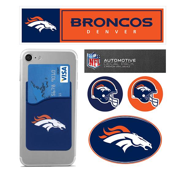 Shop Denver Broncos Accessories