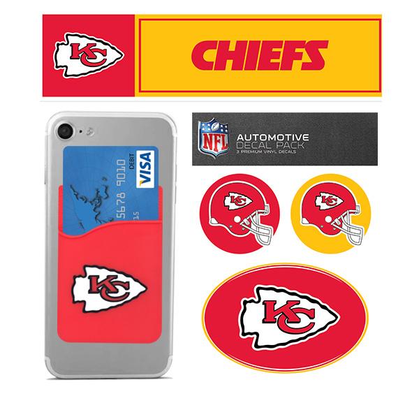 Shop Kansas City Chiefs Accessories