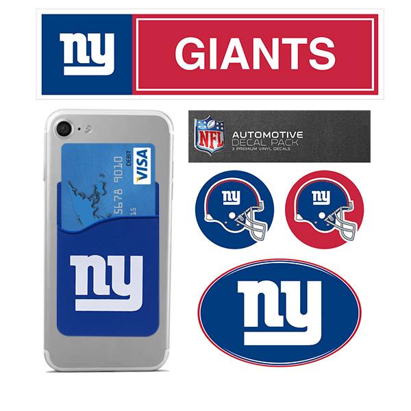 Shop New York Giants Accessories