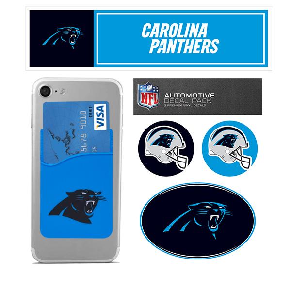 Shop Carolina Panthers Accessories