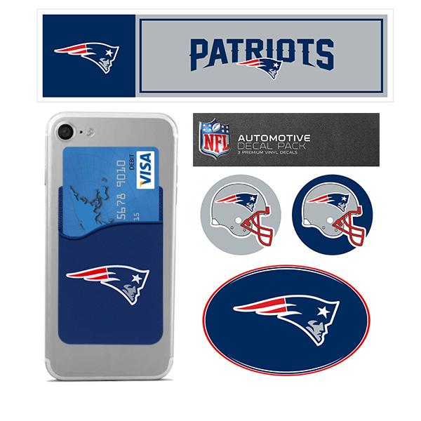 Shop New England Patriots Accessories