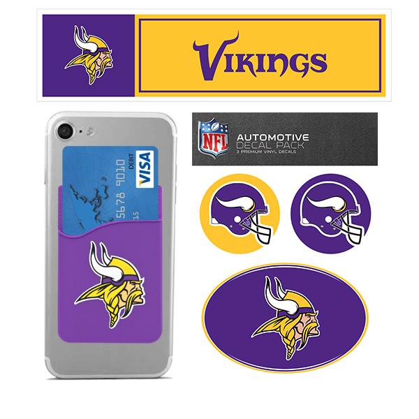 Shop Minnesota Vikings Accessories