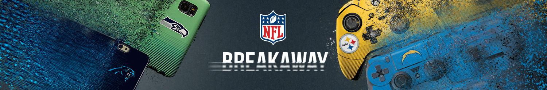 NFL Breakaway Collection Banner