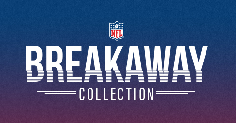 Designs for NFL Breakaway Collection