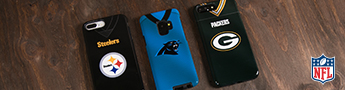 NFL® Team Jersey Collection Cases & Skins