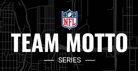 NFL Motto Series Cases & Skins