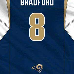 Sam Bradford St. Louis Rams