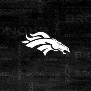Denver Broncos Black & White