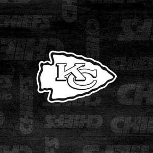 Kansas City Chiefs Black & White