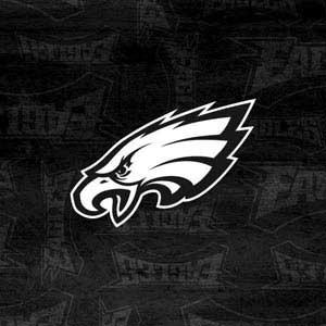 Philadelphia Eagles Black & White