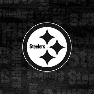 Pittsburgh Steelers Black & White