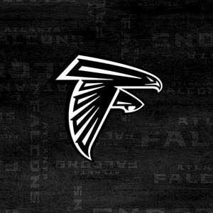 Atlanta Falcons Black & White