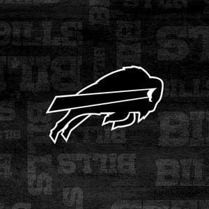 Buffalo Bills Black & White