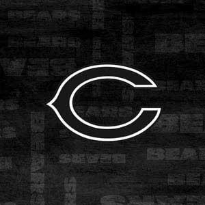Chicago Bears Black & White